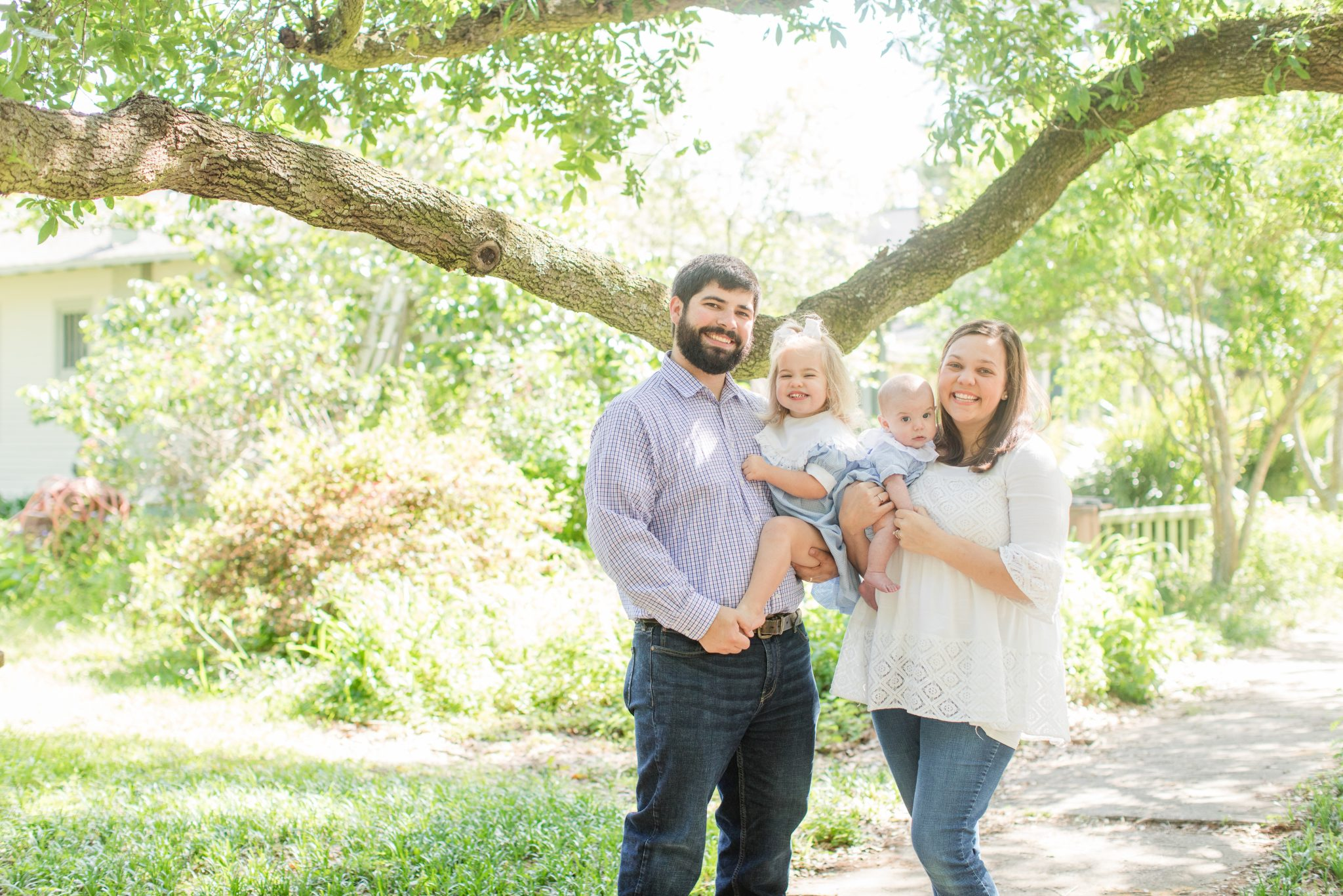 Mobile Alabama Family photographer – The Kitrell Family-2