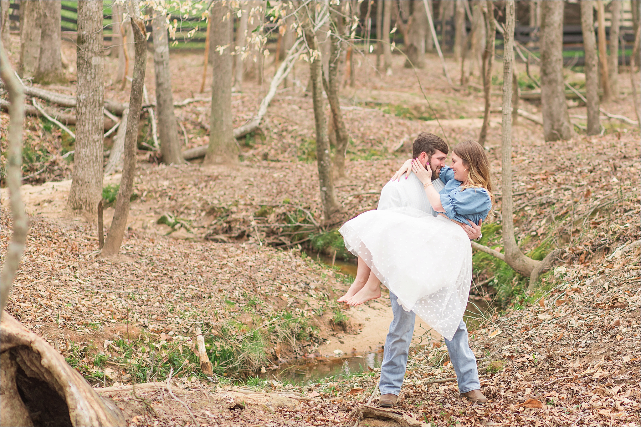 White Acre Farms Wedding Photographer Birmingham Alabama Cristen + Hunter-253