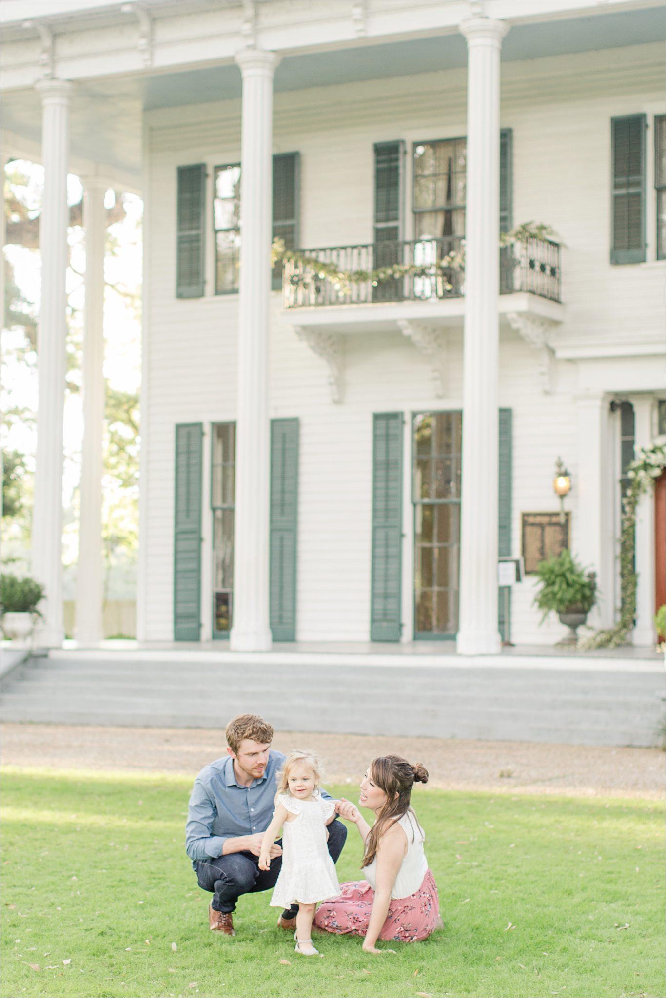 family portraits-Bragg Mitchell Mansion-toddler portraiture-candid family portraits