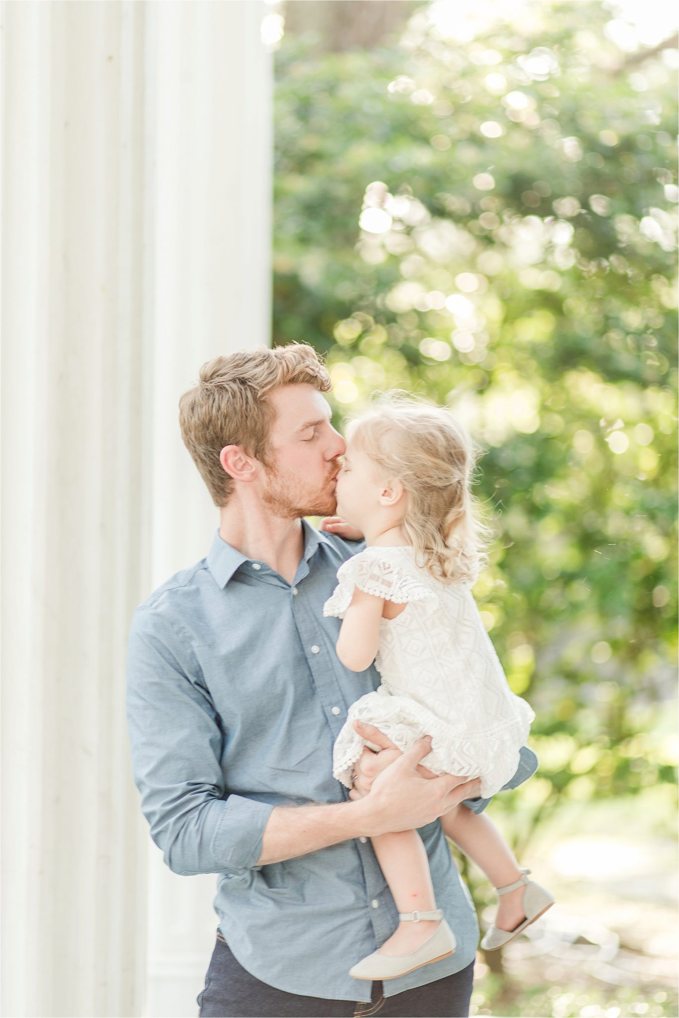 family photography-daddy daughter photos-toddler