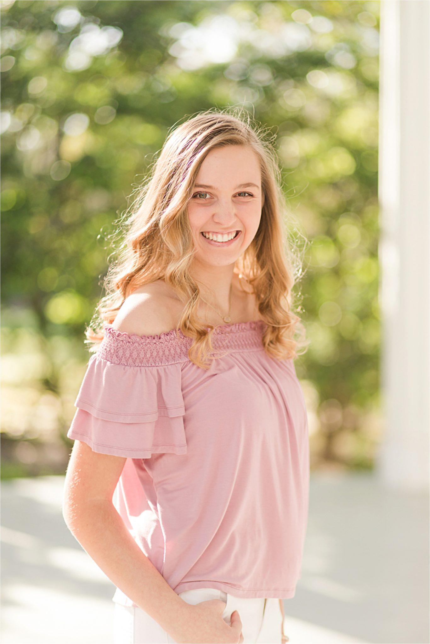 Bragg Mitchell Mansion-Senior Photo Session-Alabama Photographer-Portraits