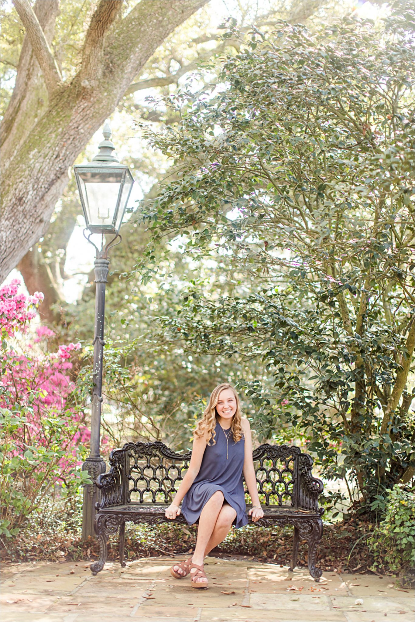 Bragg Mitchell Mansion-Senior Photo Session-Alabama Photographer-Portraits
