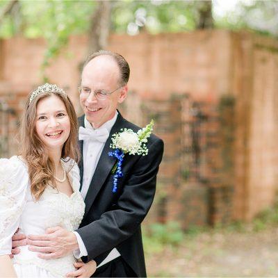Carmelite Monastery Catholic Wedding – Paul + Karina