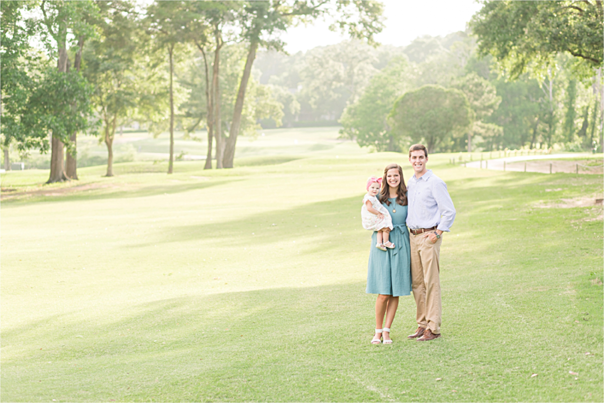 Mobile Alabama Family Photographer | The Andersons