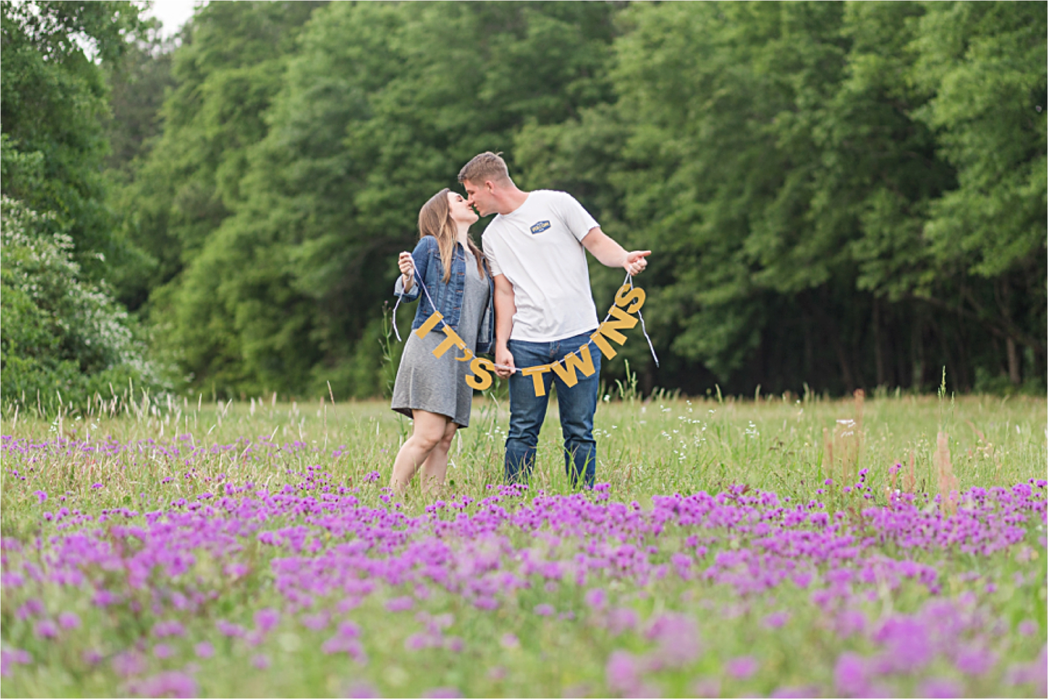 Mobile Alabama flower field baby announcement – the Clarks-51