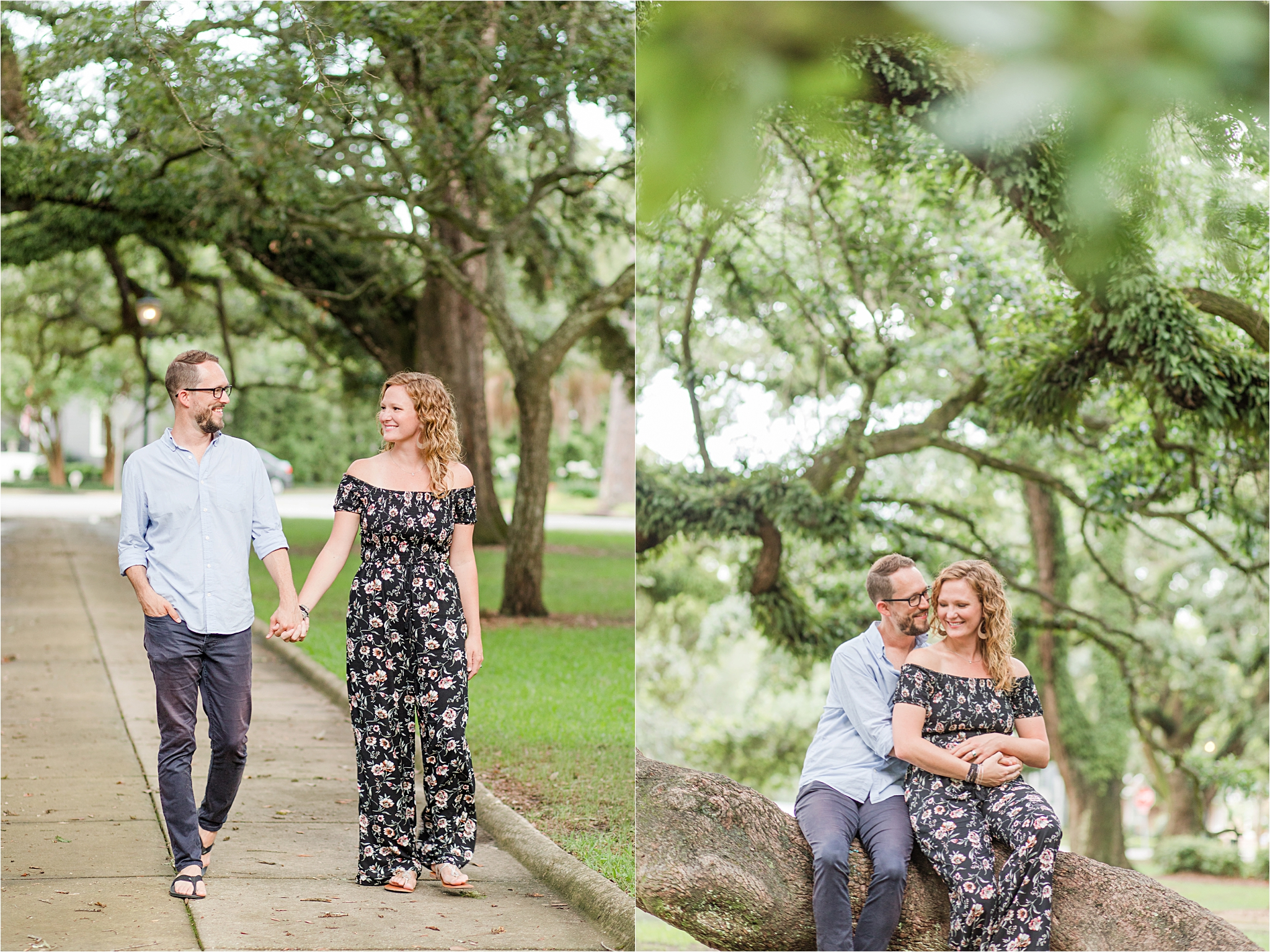 Washington Square Park Family Photography | The Taulbee Family