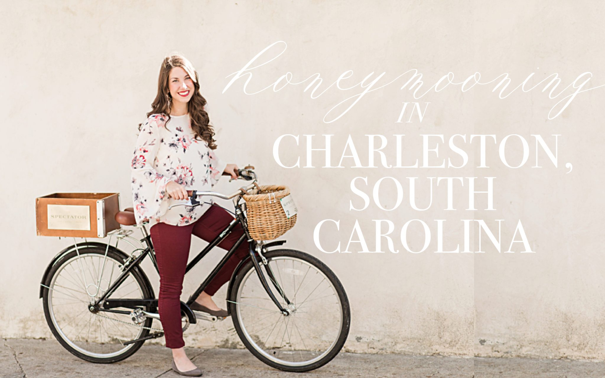 Our Honeymoon destination to Charleston, South Carolina