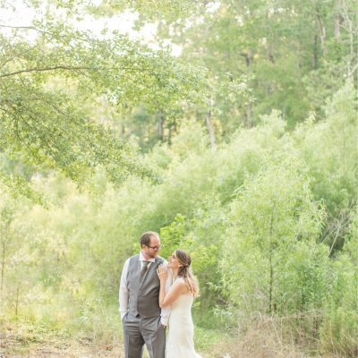 Backyard Wedding in the Country | Mandy + Greg