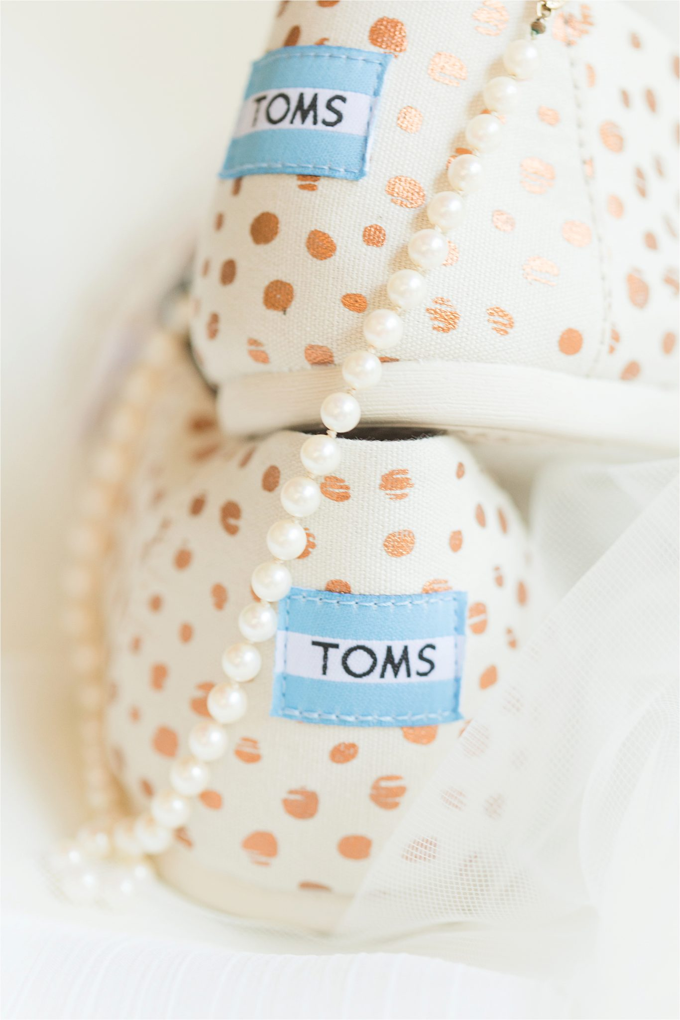 Toms wedding shoes-pearls-gold detail