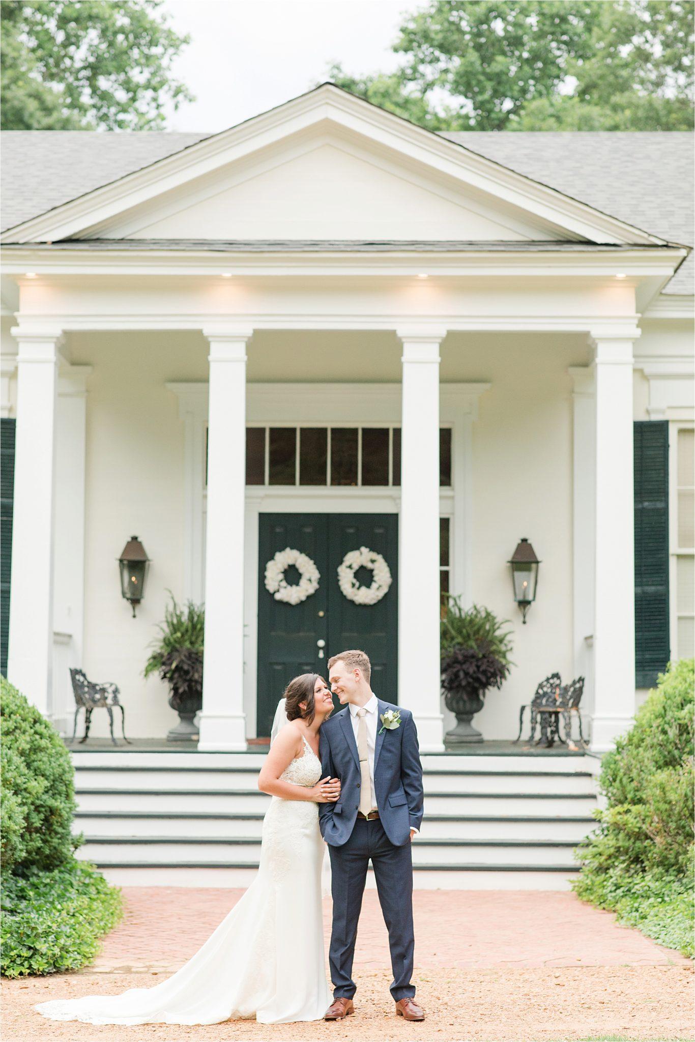 Mississippi wedding photographer   Hedge Farm Wedding   Alabama Wedding Photographer   the bride and groom