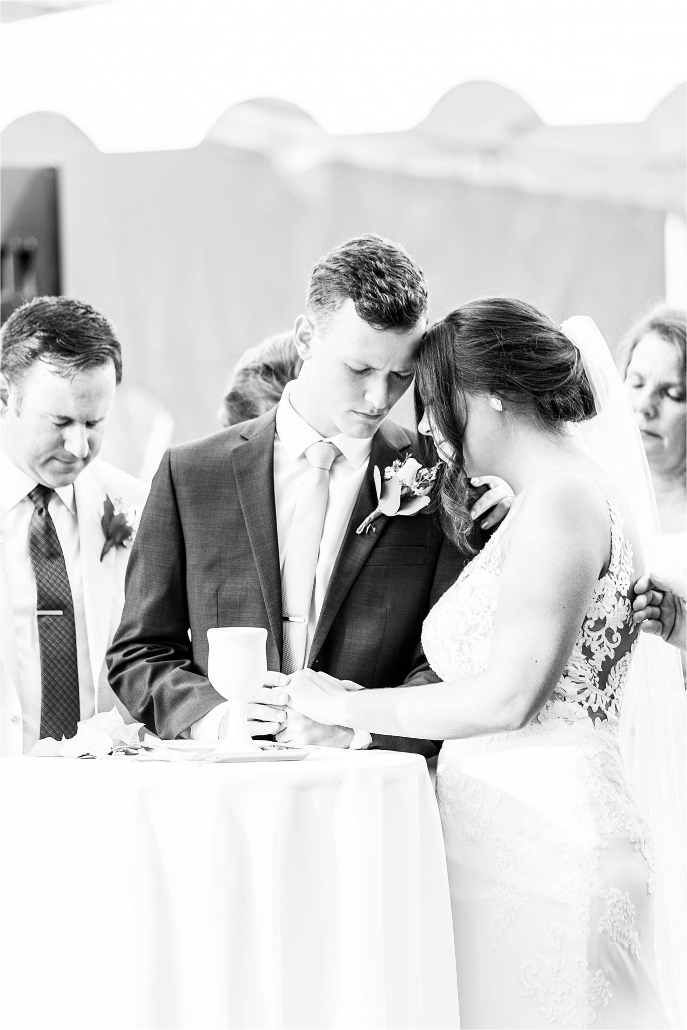 Hedge Farm Wedding, Alabama Wedding Photographer, Barn Wedding, Bride and groom