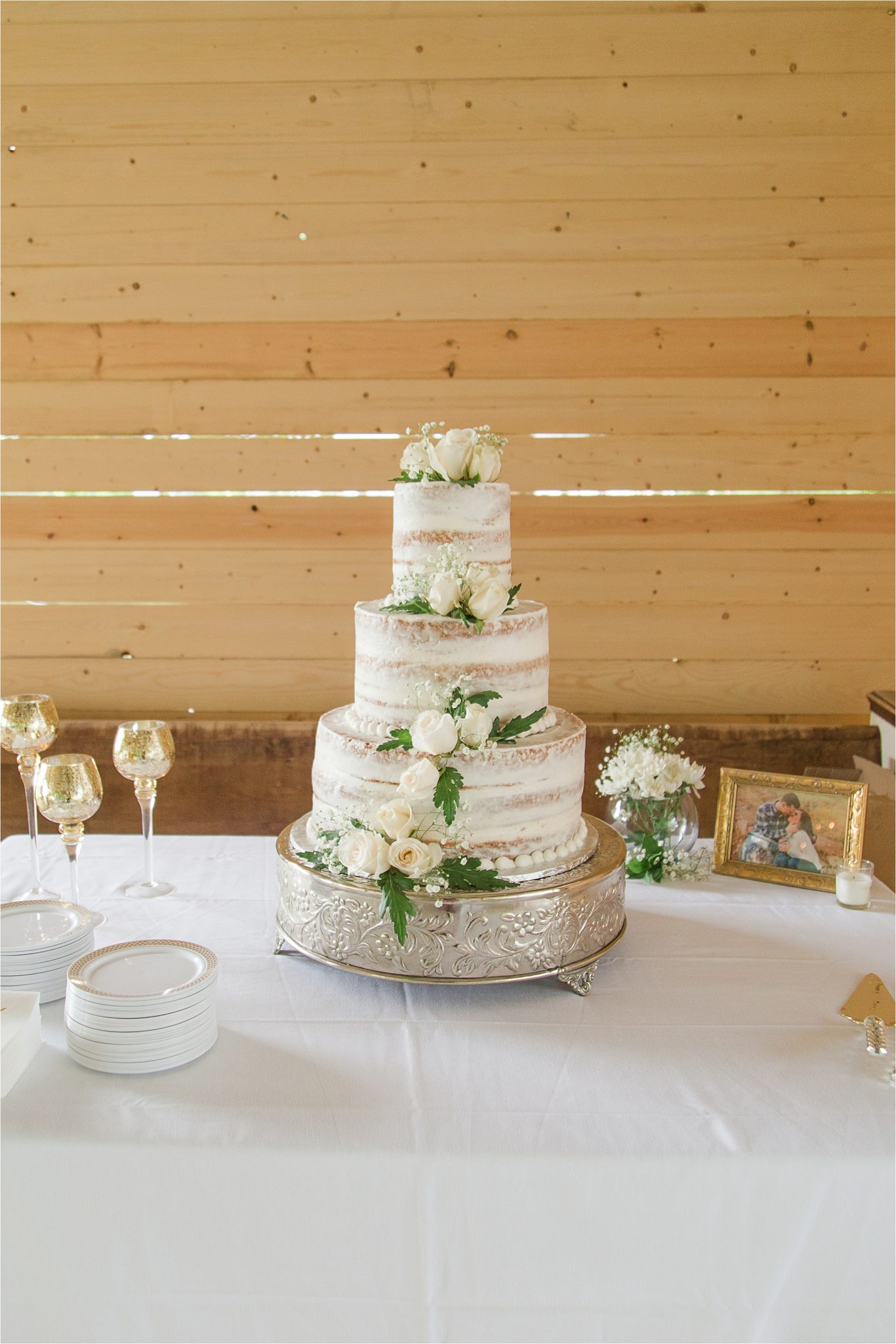 Hedge Farm Wedding, Alabama Wedding Photographer, Barn Wedding, Wedding Cake, Wedding Desserts