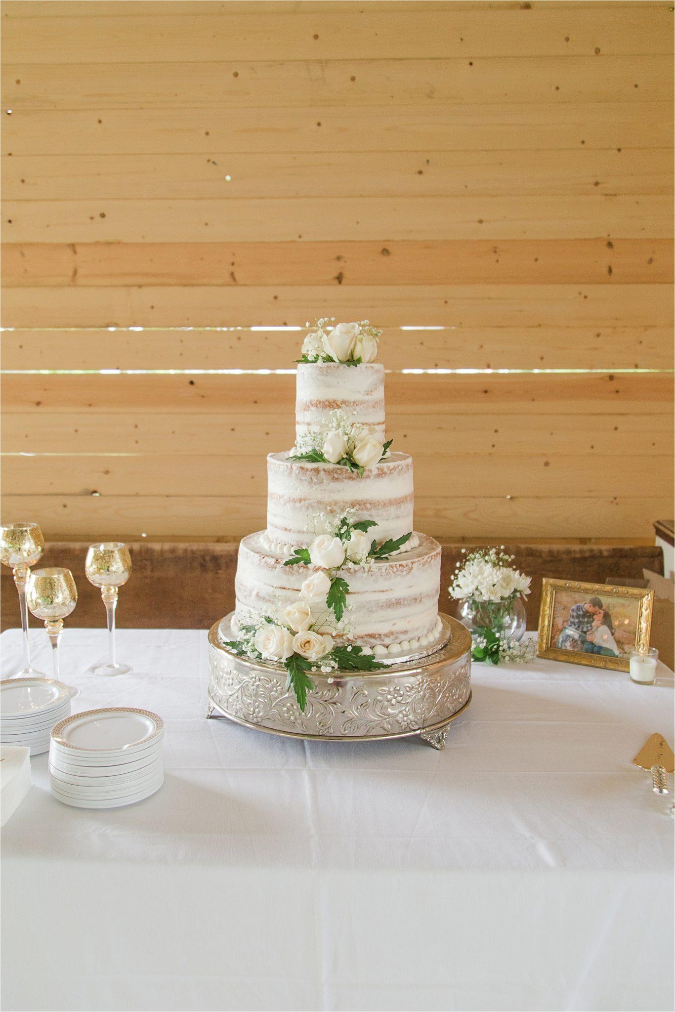 Hedge Farm Wedding, Alabama Wedding Photographer, Barn Wedding, Wedding Cake, Wedding Desserts
