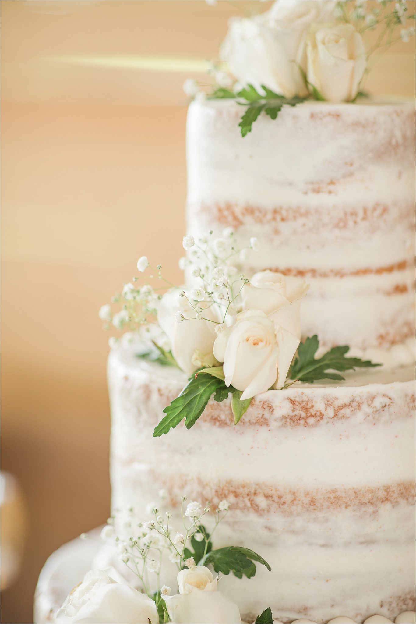 Hedge Farm Wedding, Alabama Wedding Photographer, Barn Wedding, Wedding Cake