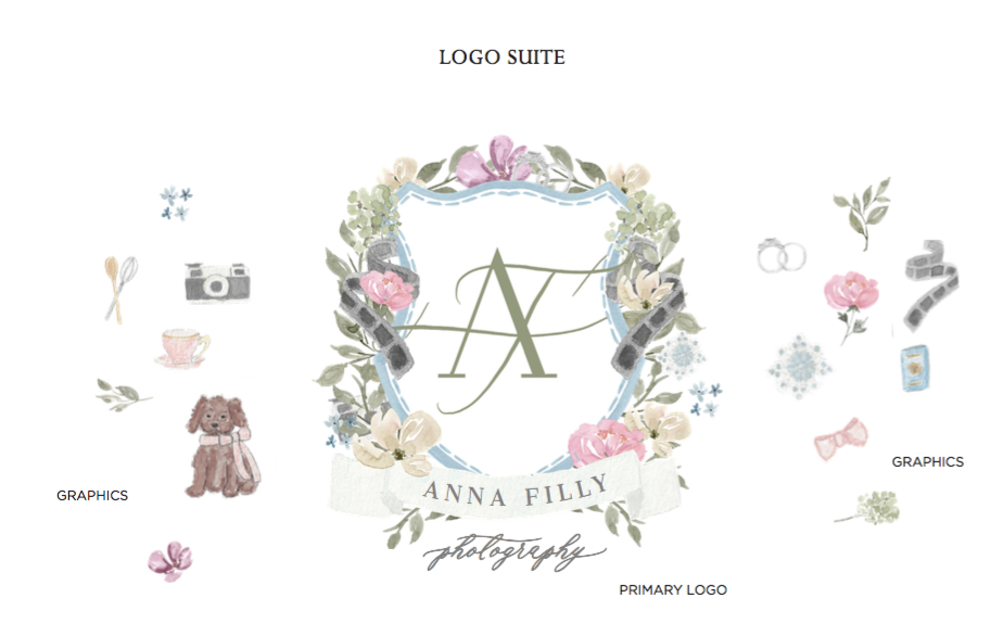 hark Creative Co designed a GORGEOUS new brand for us! We LOVE our new branding !