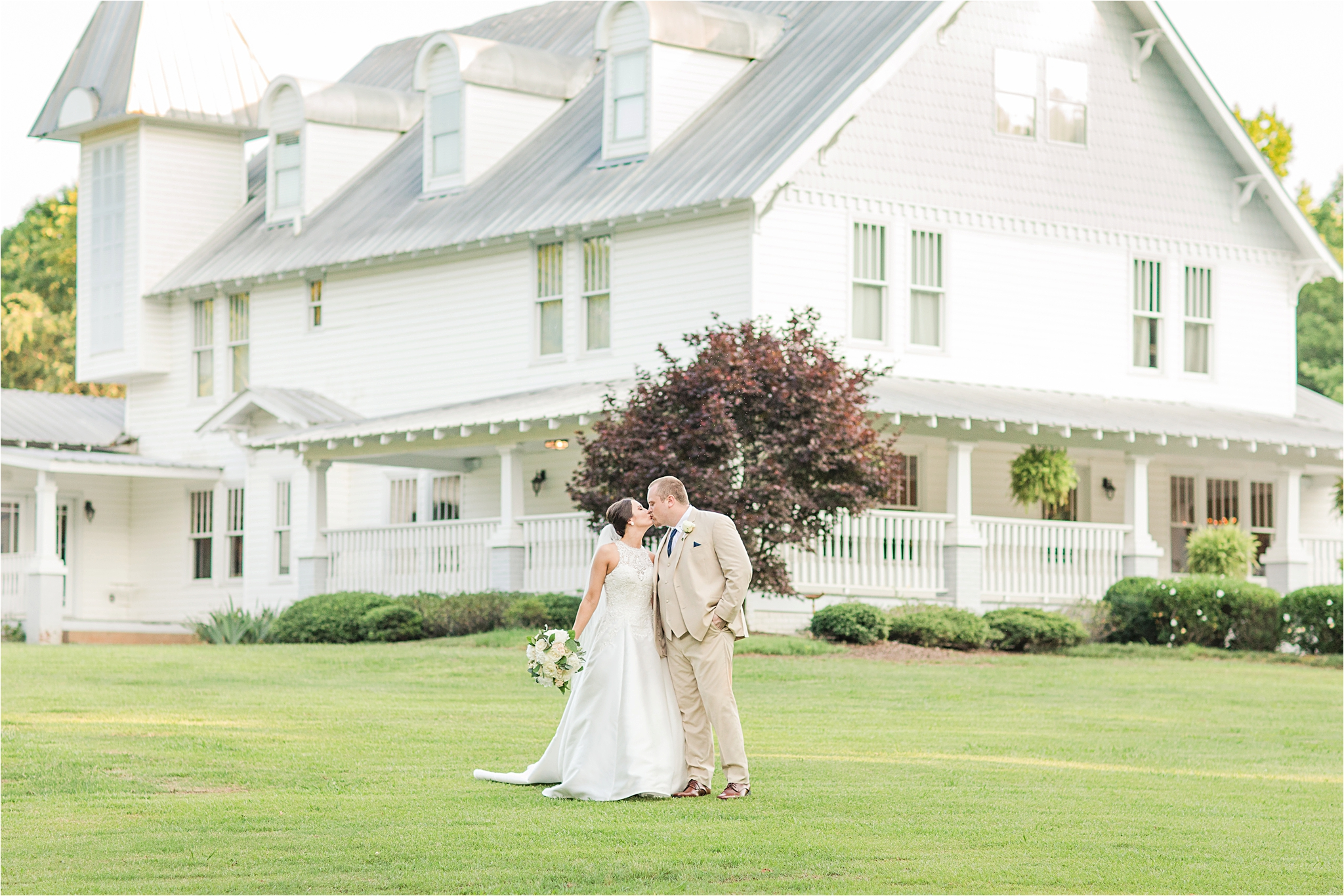 Sonnet House | Birmingham Alabama Wedding Photographer |