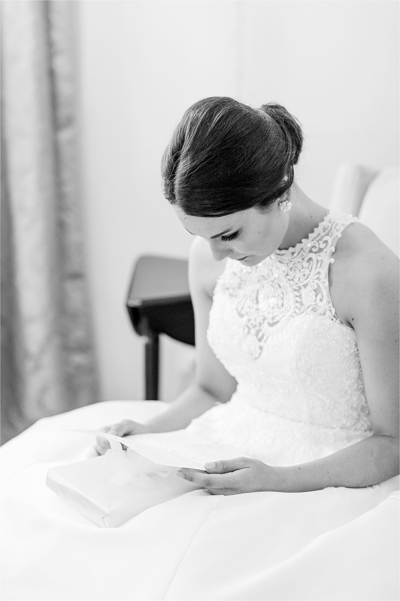 Sonnet House, Birmingham Alabama Wedding Photographer, Bridal portrait