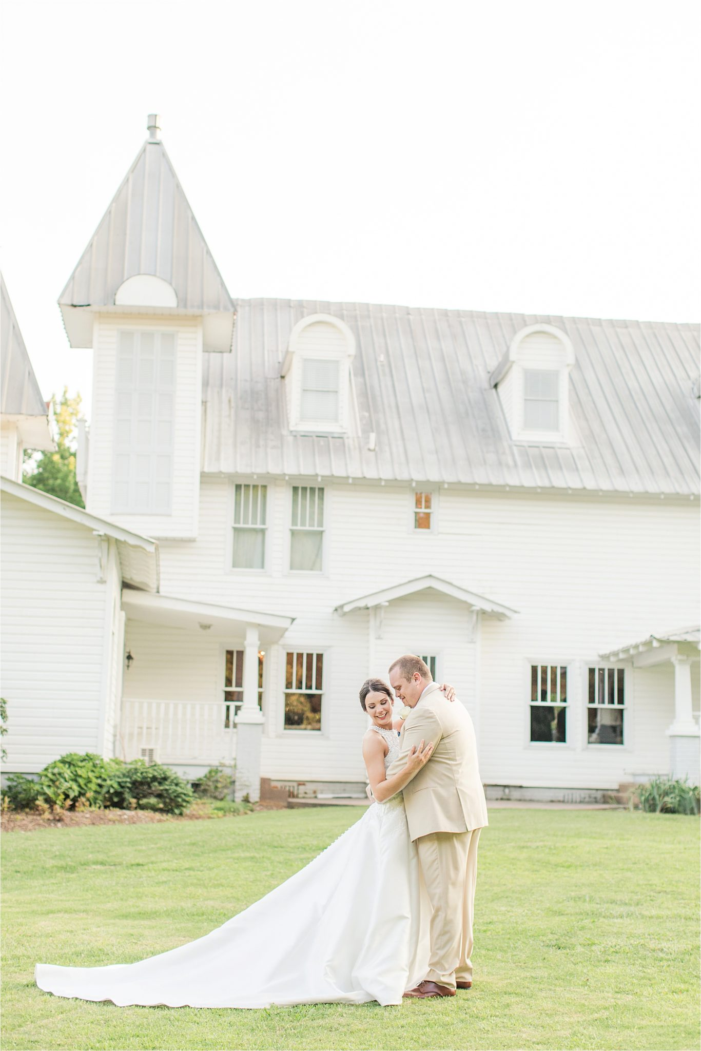 Sonnet House, Birmingham Alabama Wedding Photographer, Courtney + Ben