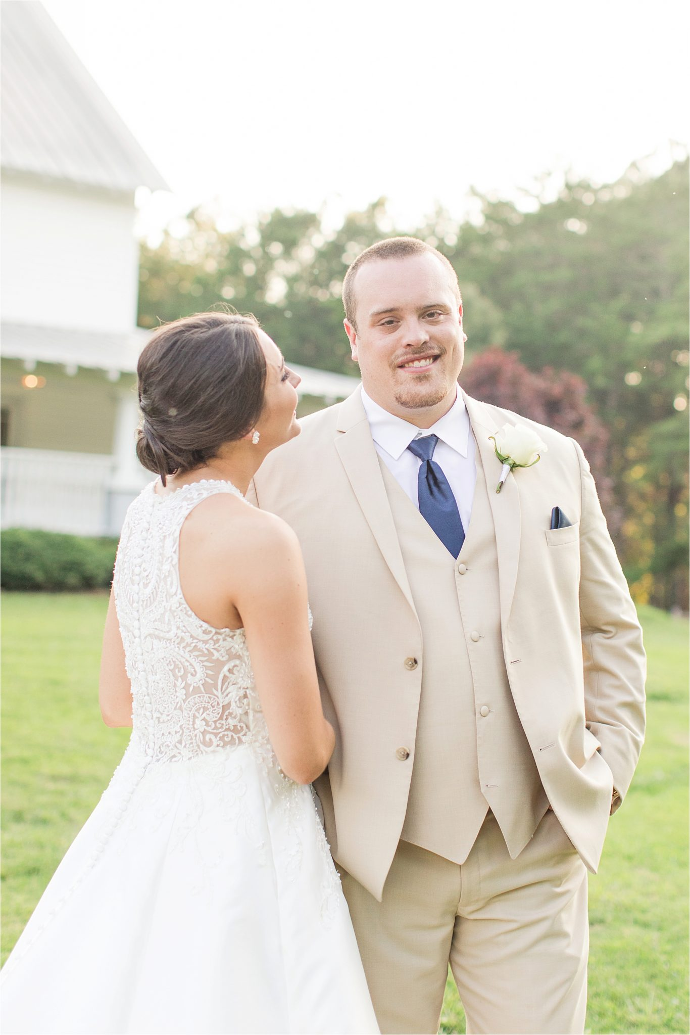 Sonnet House, Birmingham Alabama Wedding Photographery, Courtney + Ben