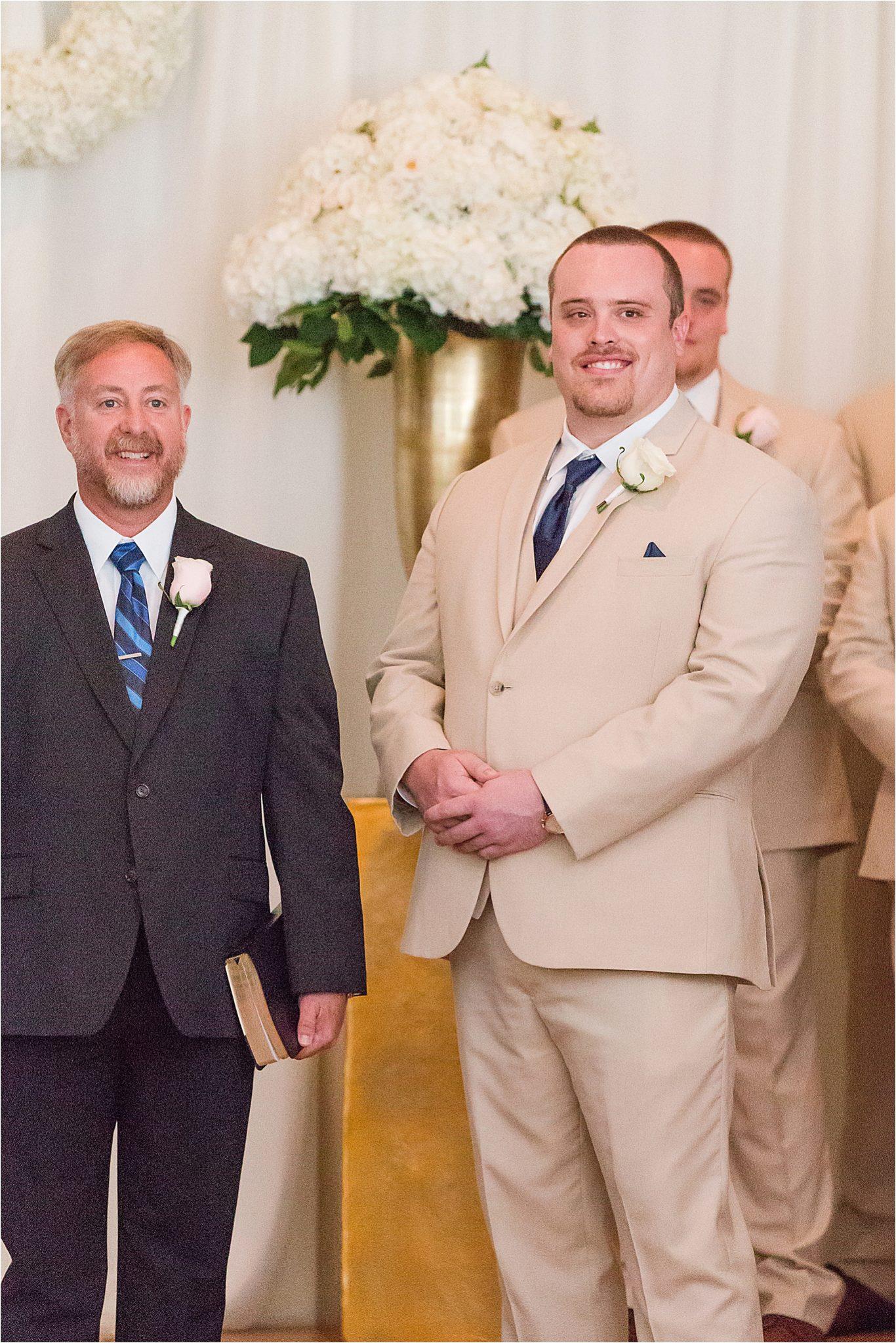 Sonnet House, Birmingham Alabama Wedding Photographer, Groom and groomsmen