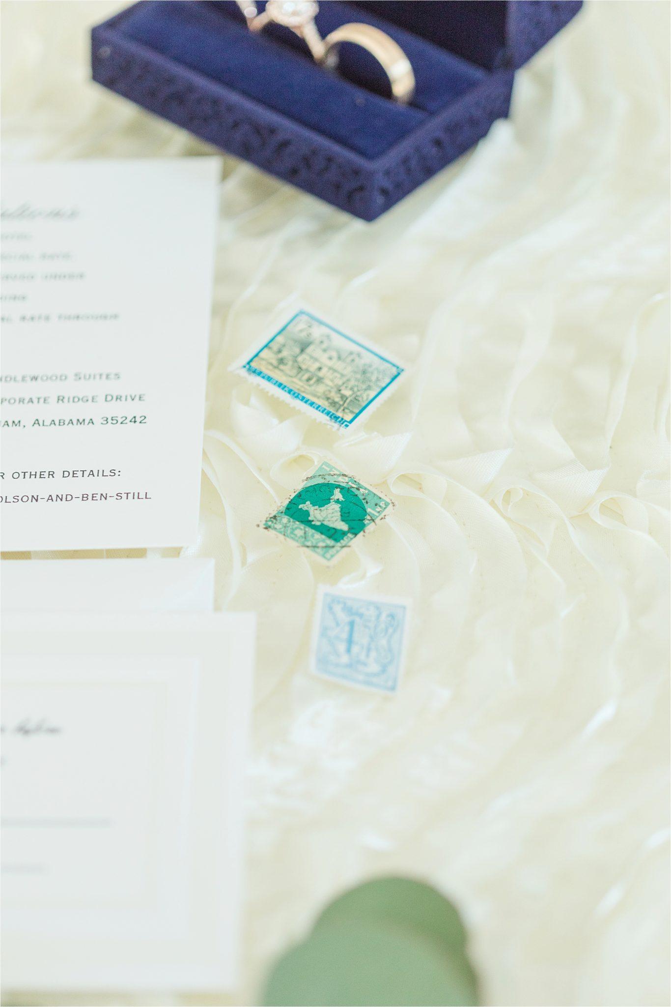 Sonnet House, Birmingham Alabama Wedding Photographer, Wedding ring, wedding jewelry, wedding details