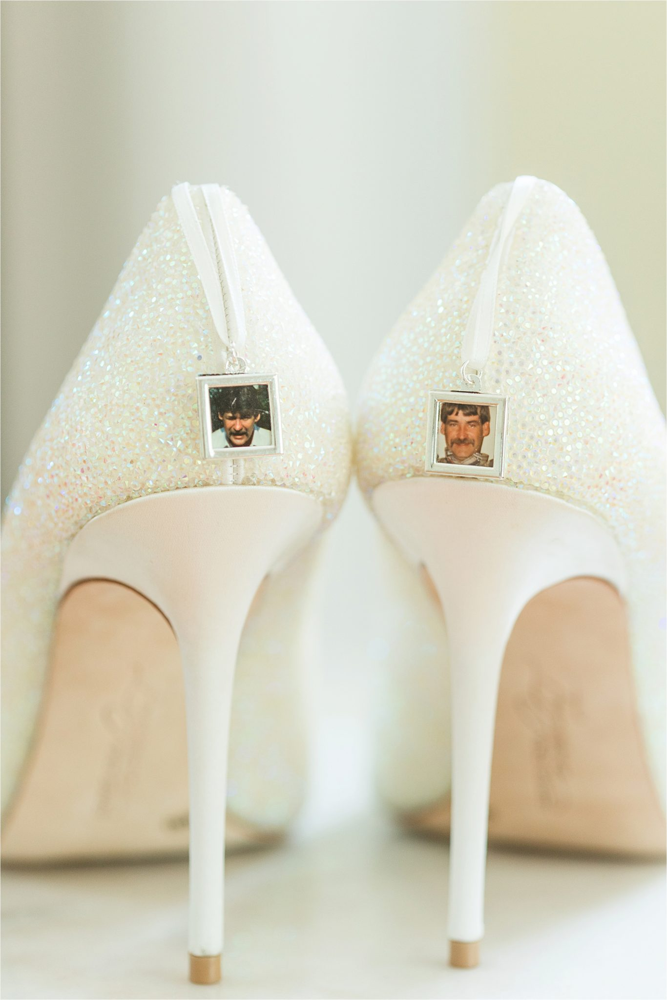 Wedding Shoes, Birmingham Alabama Wedding Photographer, Deceased Loved Ones
