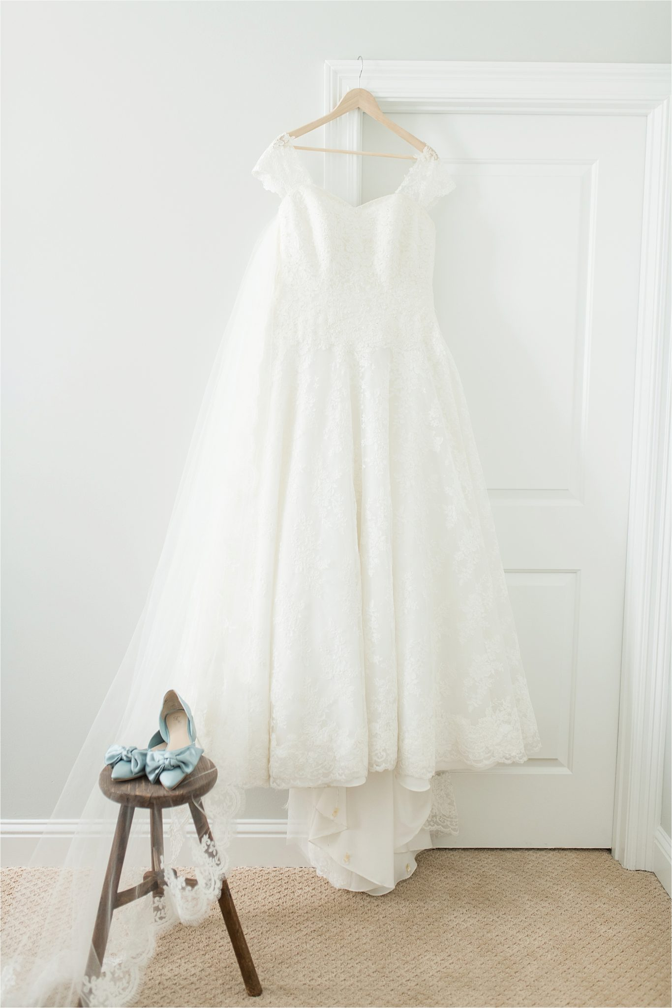 Pastel Themed Wedding-The Chapel at the Waters-Montgomery Alabama Photographer-Miles & Meredyth-Blue Themed Wedding-Bridemaids Dresses-Wedding Shoes-Wedding Dress-Alabama Bride