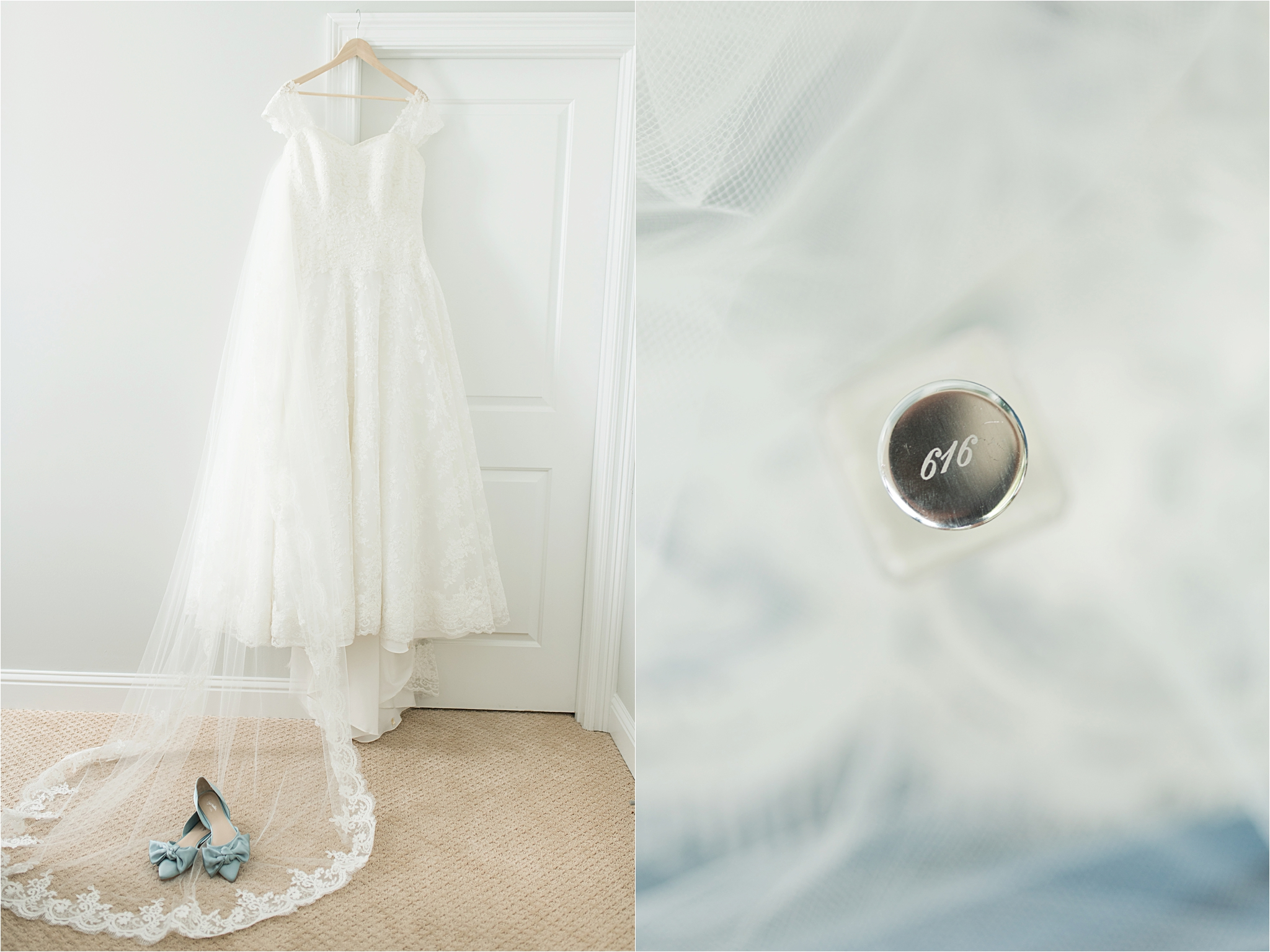 Wedding Details-Pastel Themed Wedding-The Chapel at the Waters-Montgomery Alabama Photographer-Miles & Meredyth-Pastel-Blue Wedding Theme-Alabama Bride-Wedding Rings-Wedding Shoes