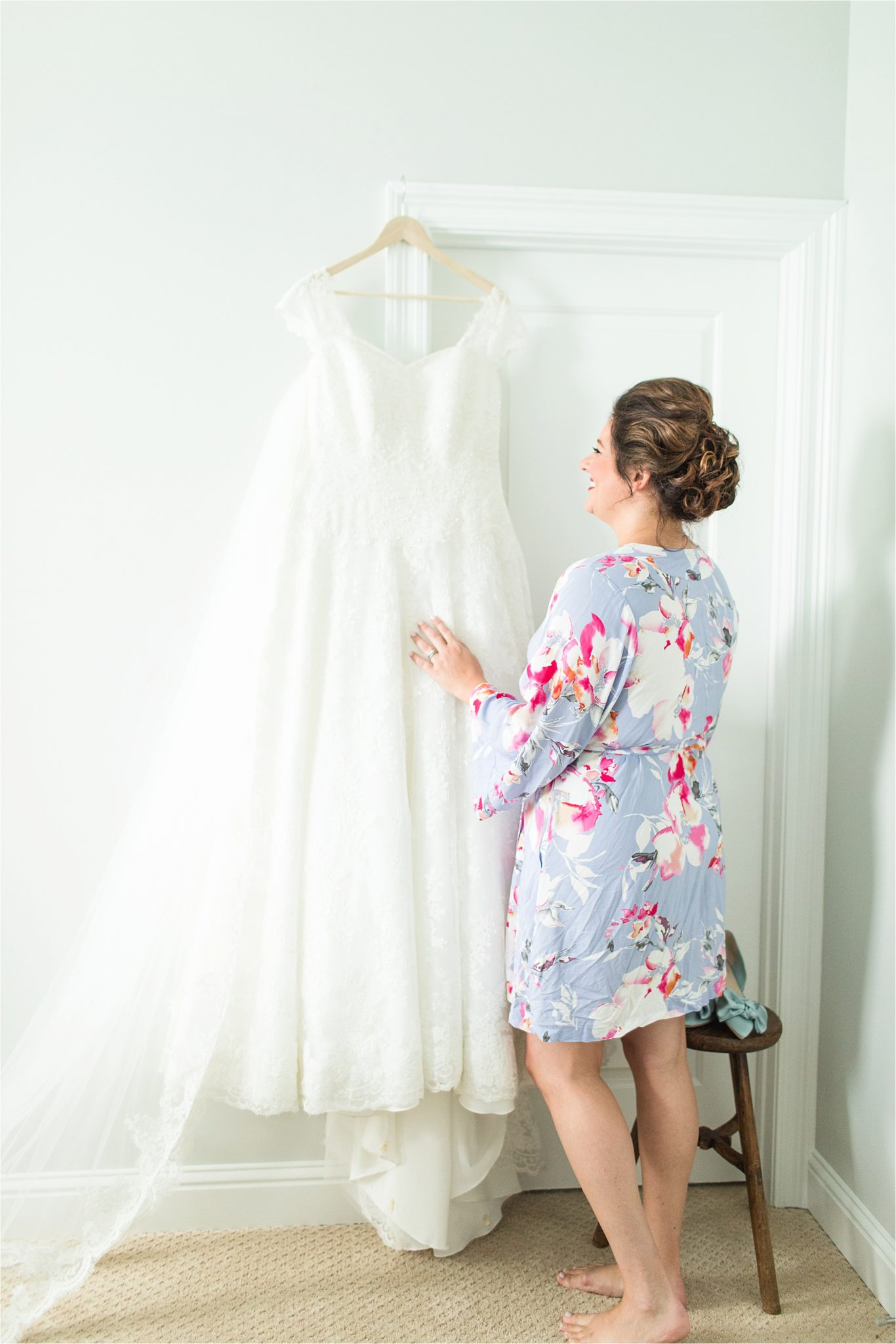 Wedding Details-Pastel Themed Wedding-The Chapel at the Waters-Montgomery Alabama Photographer-Miles & Meredyth-Blue Themed Wedding-Alabama Bride