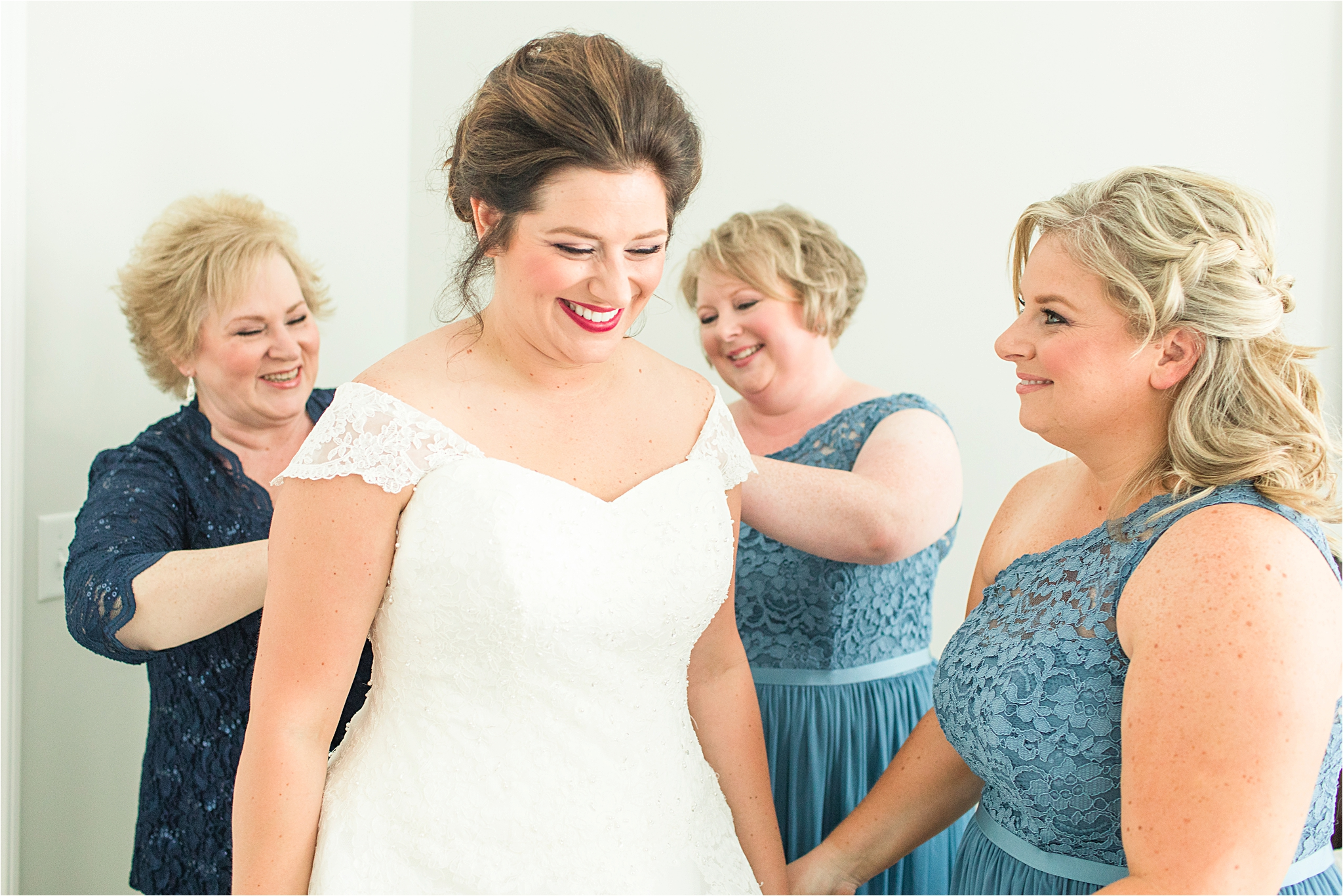 The Chapel at the Waters | Montgomery Alabama Wedding Photographer | Miles & Meredyth