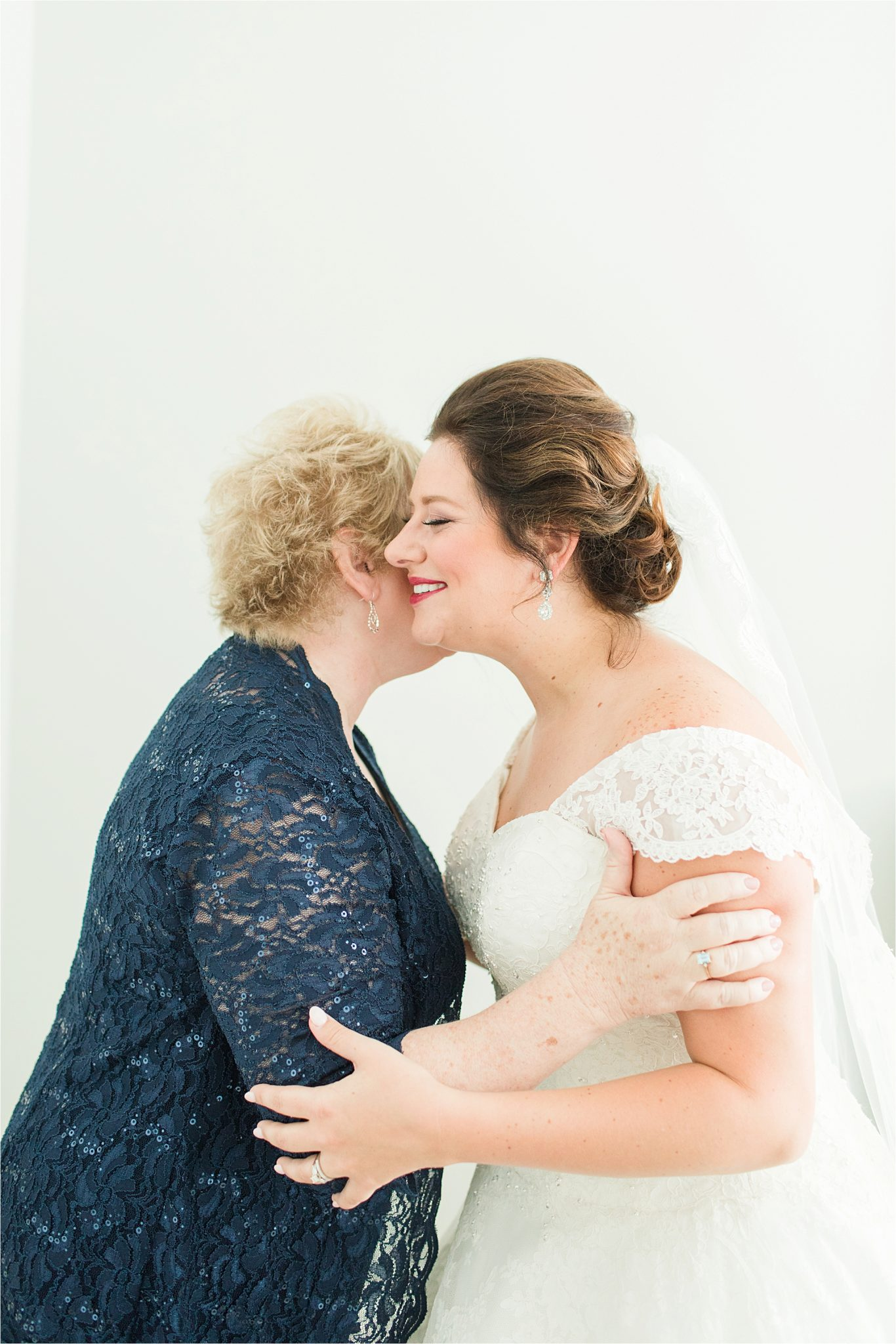 Pastel Themed Wedding-The Chapel at the Waters-Montgomery Alabama Photographer-Miles & Meredyth-Blue Themed Wedding-Wedding Hair-Bride Up-do-Wedding Makeup