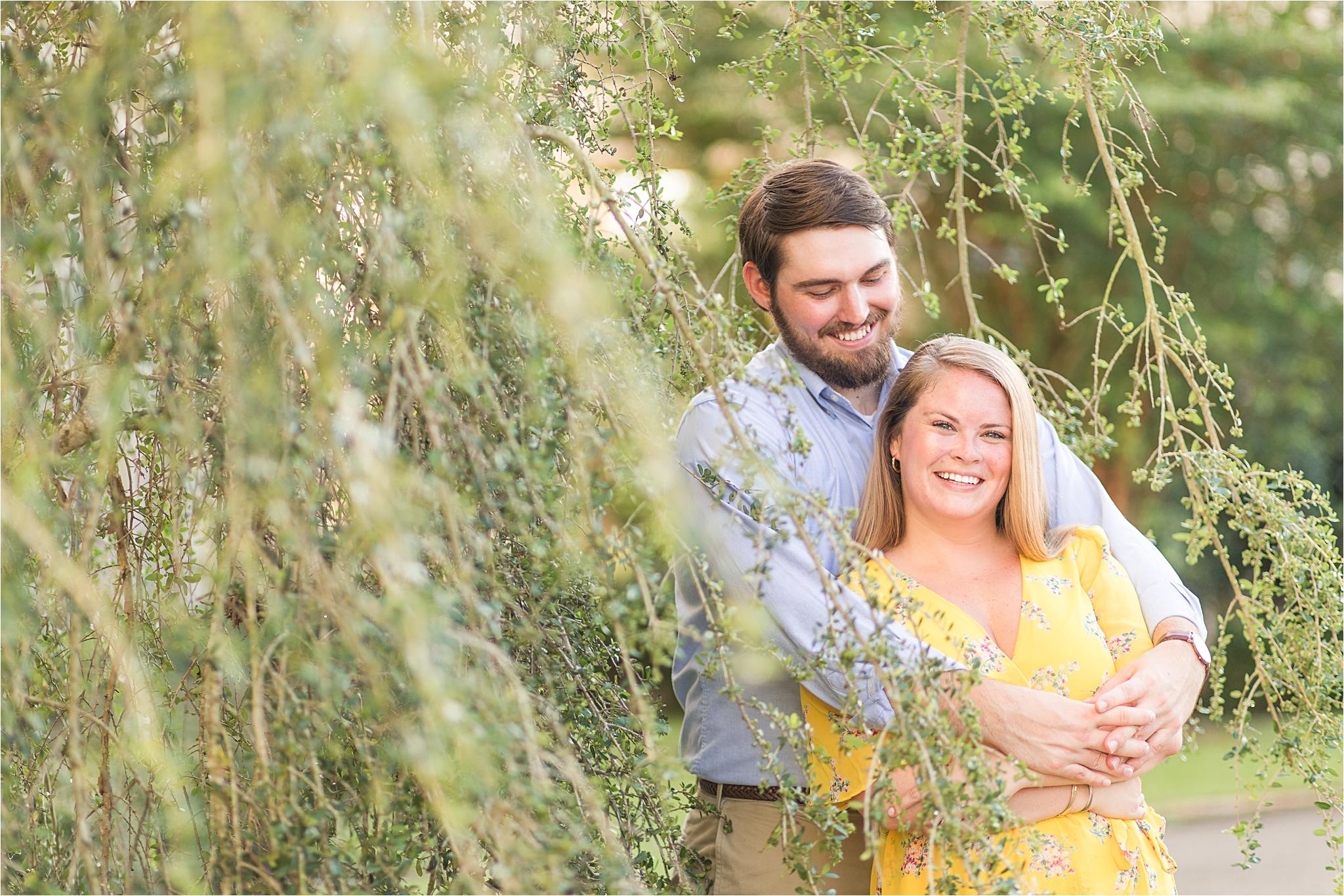 St. Joseph Chapel Engagement Photos | Erin + Wes