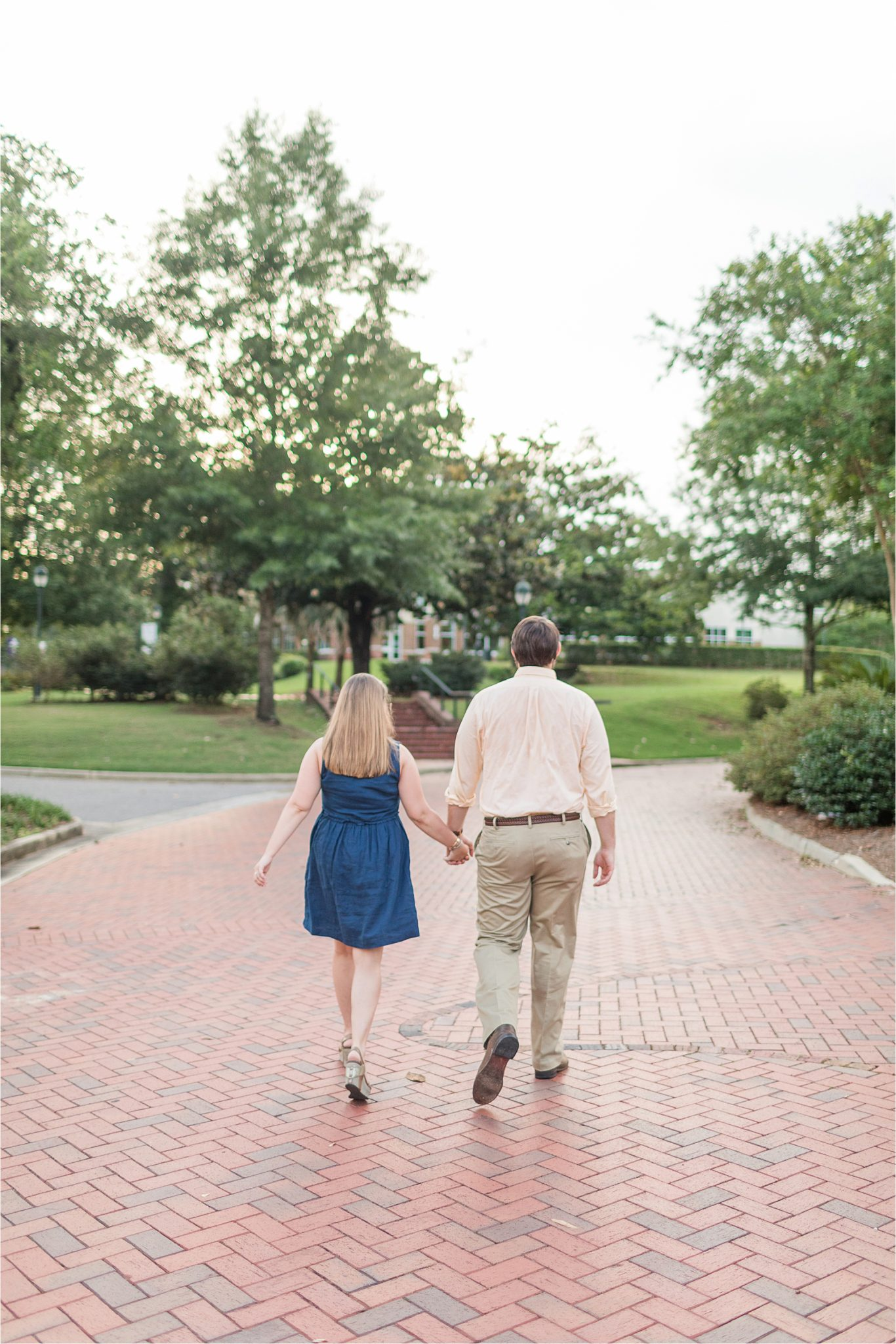 St.Joseph Chapel, Mobile Alabama Photographer, Spring Hill College, Catholic Church Engagement Shoot, Summer Engagement Shoot, Engagement Shoot Inspiration