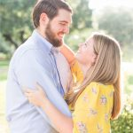 St. Joseph Chapel Engagement Photos | Erin + Wes
