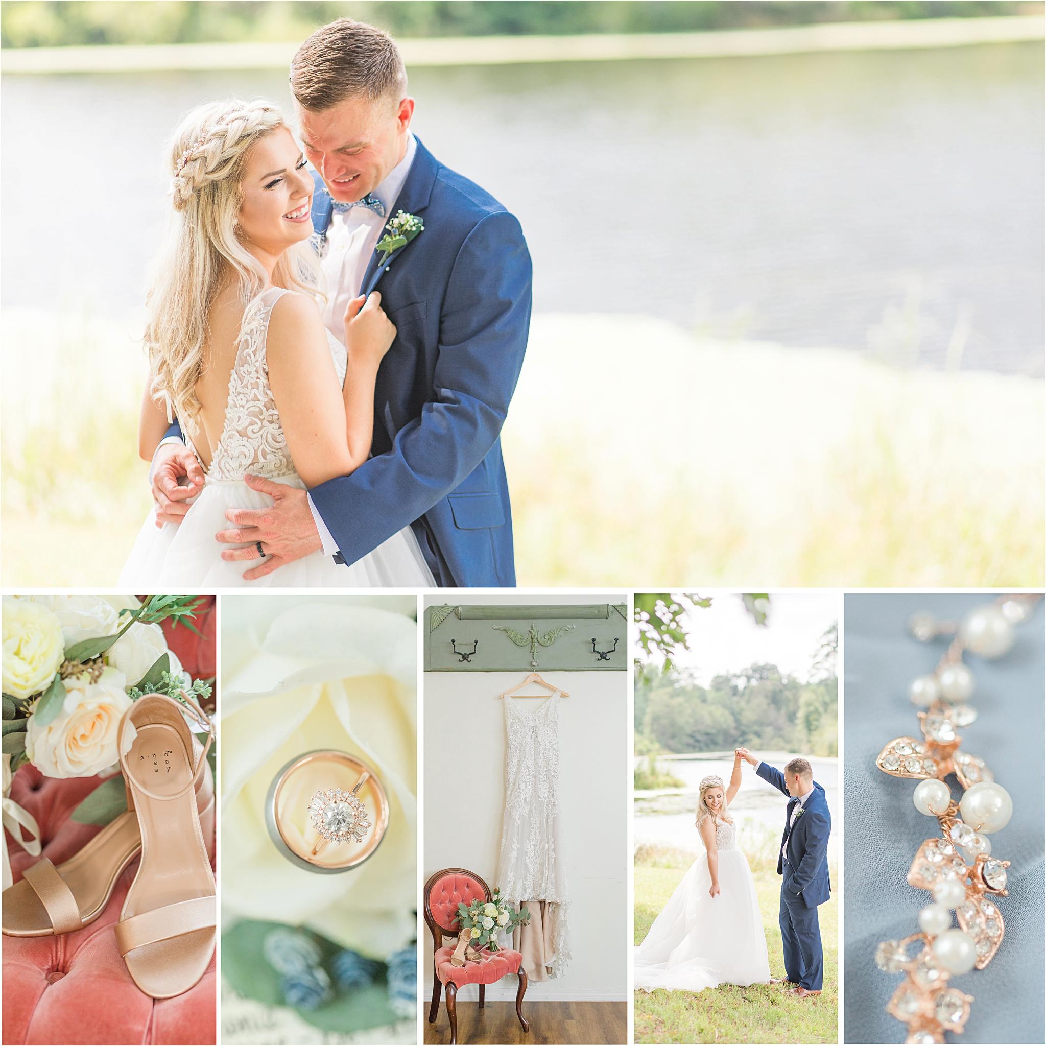 Rasberry Greene Wedding in Soso, Mississippi