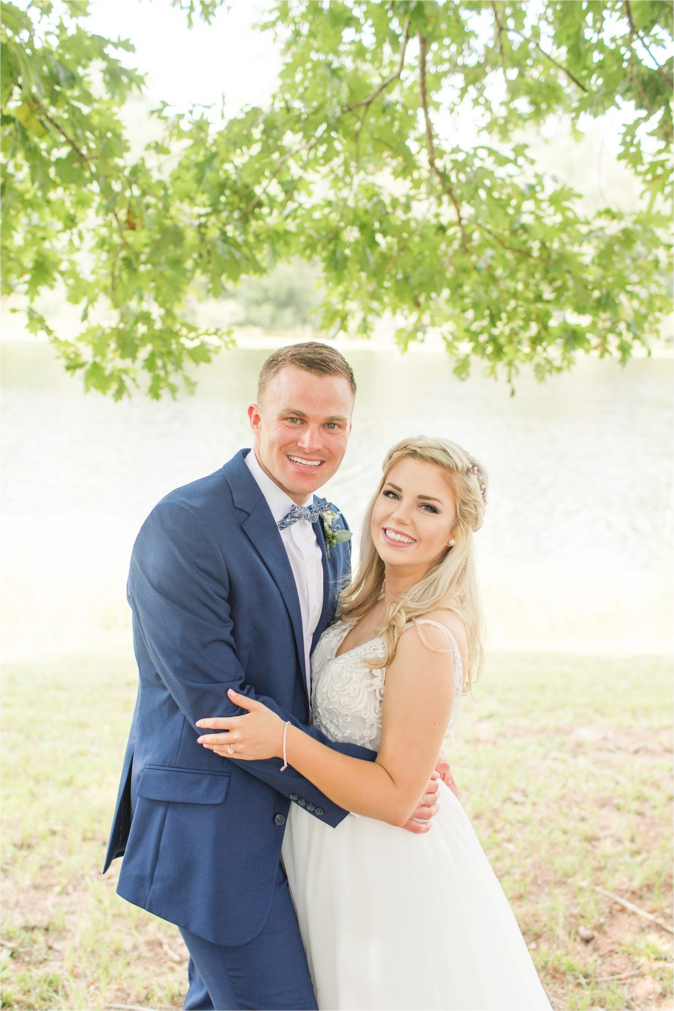 bridal-groom-portraits-photos-blue-suit-bow-tie-first-look