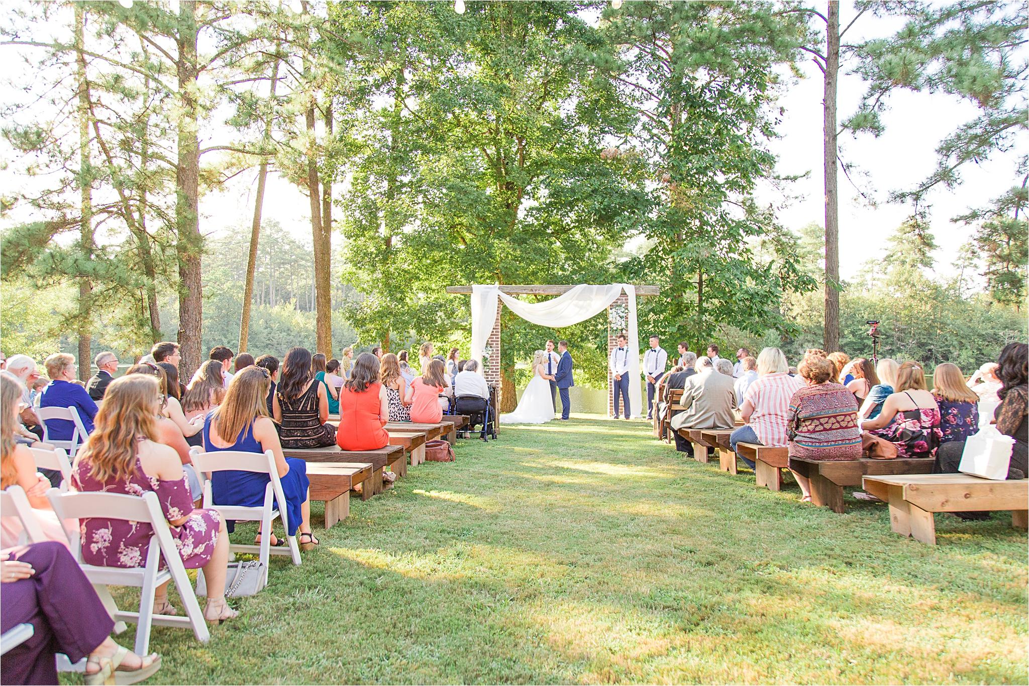 Rasberry Greene Wedding in Soso, Mississippi | Sarah + Brett