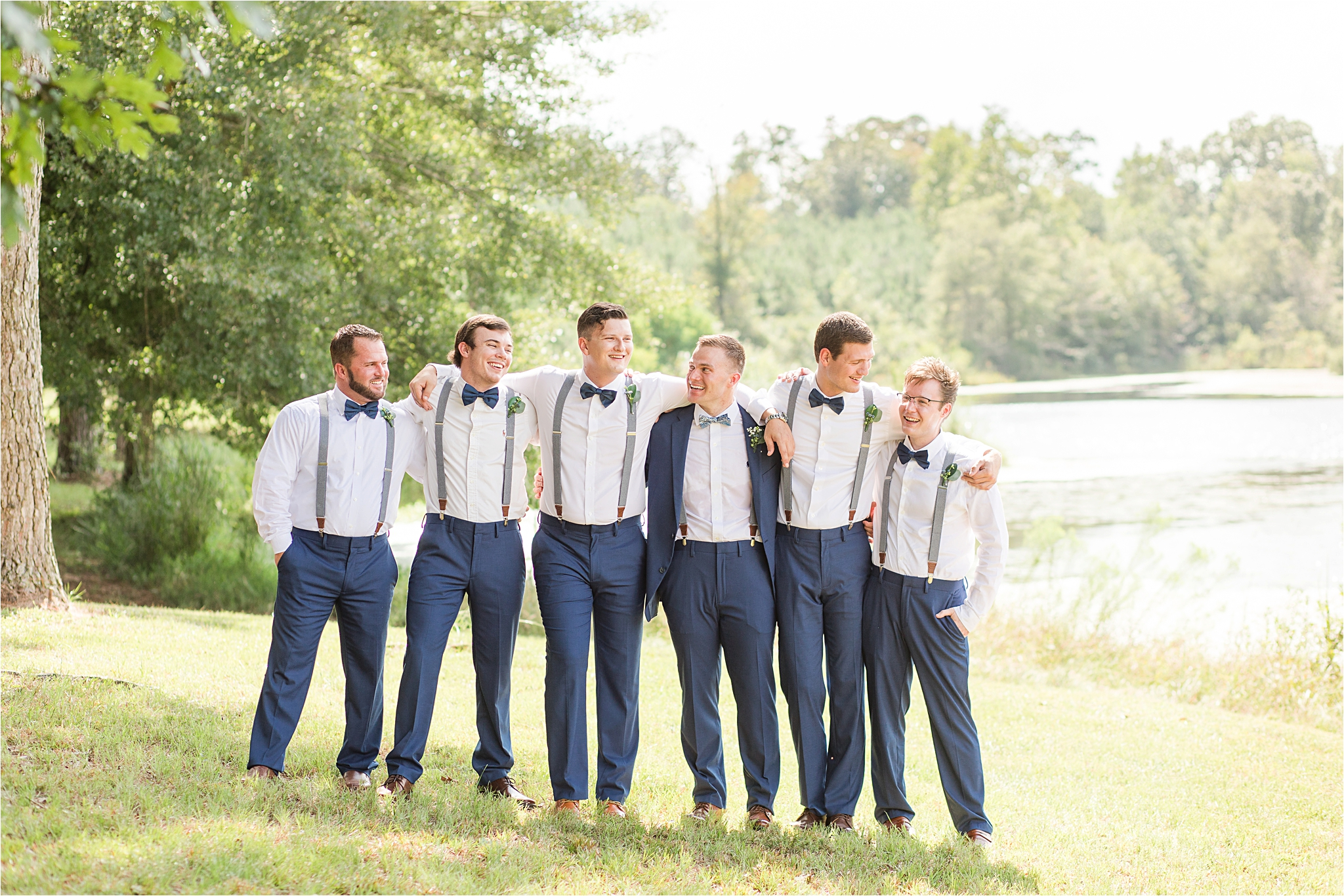 Rasberry Greene Wedding in Soso, Mississippi | Sarah + Brett