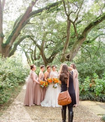 Bragg Mitchell Mansion Wedding Photographer – Mobile Alabama Wedding Photography – Hanah + Joel Cody – Wedding Party Portraits-76